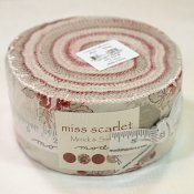 Moda Jelly Roll miss scarlet