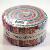 Moda Jelly Roll Tucker Prairie