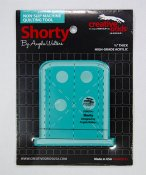 Creative grids quilt mall Shorty