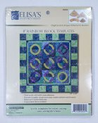 Elisas Rainbow block templates 8""