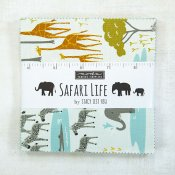 Charm Pack Safari Life Moda