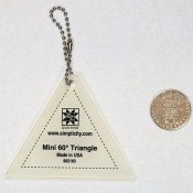 Mall Mini 60 grader Triangle