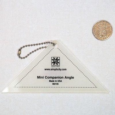 "Mini Comanion Angle mall till 2,5"" remsor"